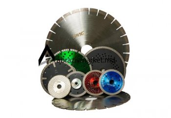 Алмазные диски гама