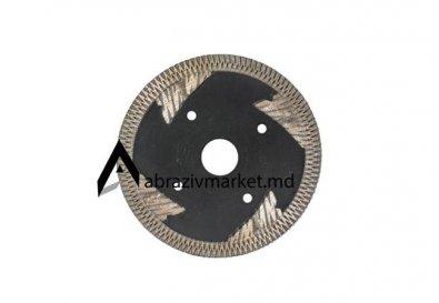 Алмазный диск Х-segment с надрезом KODIA Ø 125х22