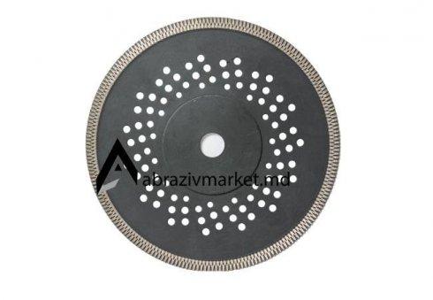 Алмазный диск сетка гранит  KODIA Ø 230х22
