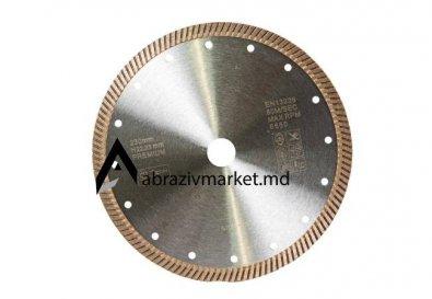 Алмазный диск турбо серый Ø 125 - 180