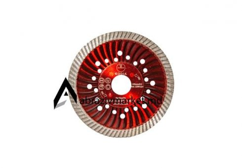 Алмазный диск турбо волна KODIA Ø 125
