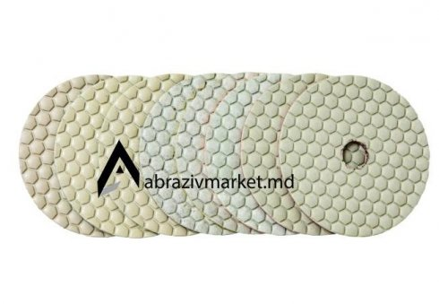 Алмазный шлифовальный круг велкро Ø 100 (без воды) C