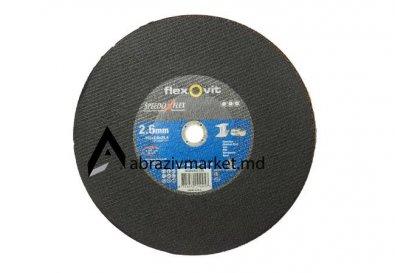 Отрезной диск по  нержавейки Flexovit 350х2,6