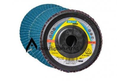 Лепестковый диск наждачка SMT325 Ø125
