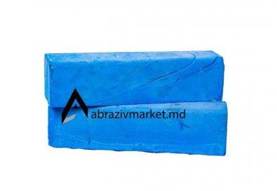 Полировальная абразивная паста синяя