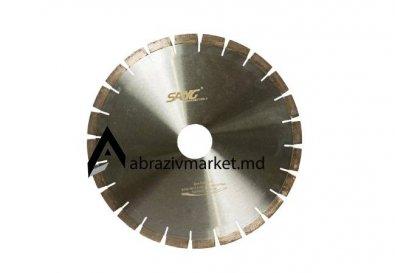 Алмазный диск сегмент Ø 350х60-50-40
