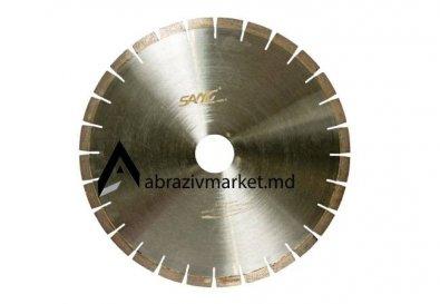 Алмазный диск сегмент Ø 400х60-50-40