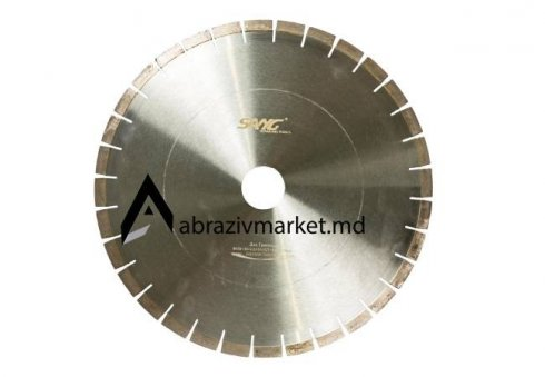 Алмазный диск сегмент Ø 450х60-50-40